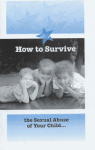 How to Survive the Sexual Abuse of Your Child