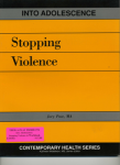Into Adolescence:Stopping Violence With Workbook