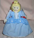 Reversible Doll Frog Prince