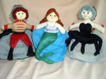 Rev Story-telling Doll Little Mermaid