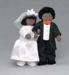 Bride and Groom Hispanic