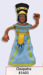 Cleopatra-Posable Figure