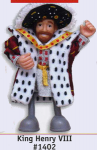 King Henry VIII Posable Figure
