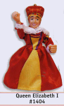 Queen Elizabeth I Posable Figure