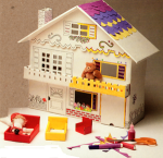 Color Me Doll House