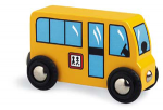 Brio School Bus-Wooden