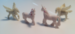 Safari Mini Unicorn and Pegasus 2 Each