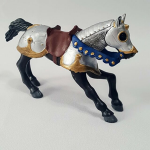 Papo Armored Horse-Blue