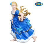 Papo Treasure Chest Princess-Blue