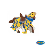 Papo Horse of Crossbowman-Blue