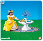Playmobil Princess w/Magic Fountain