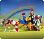 Playmobil Horse and Buggy