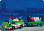 Playmobil  Baggage Carrier