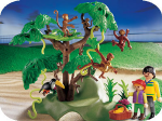 Playmobil Monkey Tree