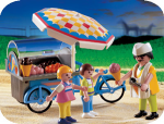Playmobil Ice Cream Man
