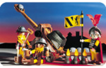 Playmobil Knights-Catapult