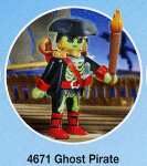 Playmobil Ghost Pirate