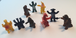 Godzilla Monsters-3 Assorted