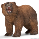 Schleich Grizzly Bear Male