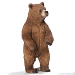 Schleich Grizzly Bear Female