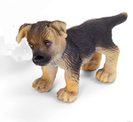 Schleich German Shepherd Puppy