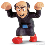 Schleich Gargamel Hands Up