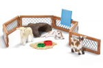 Schleich Children's Zoo Scenery Pack