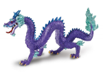 Safari Chinese Dragon Purple