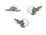 Safari Mini Sea Turtle Hatchling 3 pack
