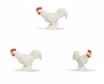 Safari Mini Roosters 3 Pack