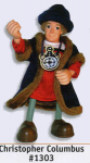 Christopher Columbus Posable Figure